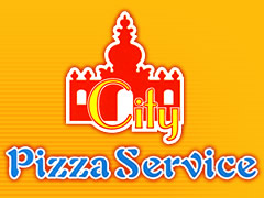 City Pizza Logo